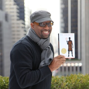 "Kwame Alexander, 2015 Recipient of the John Newbery Medal for his book ""The Crossover."" February 10, 2015"